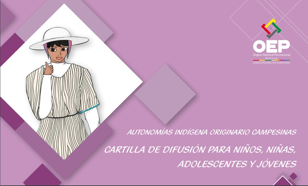 Cartilla Autonomías Indígena Originaria Campesinas