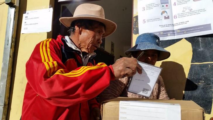 El TSE fija las multas y sanciones por faltas electorales para la gestión 2020